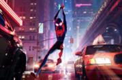 Miles Morales in Spider-Man: Un nuovo universo