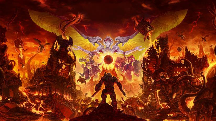 Il nuovo DOOM Eternal in uscita il 22 novembre