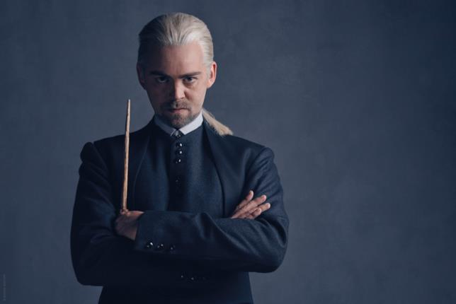 L'attore Alex Price in Harry Potter and the Cursed Child