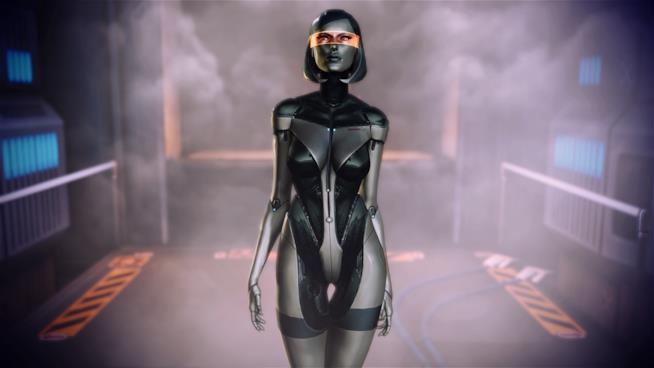 La IV di Mass Effect 3