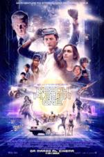 Tutti i personaggi nel poster finale di Ready Player One