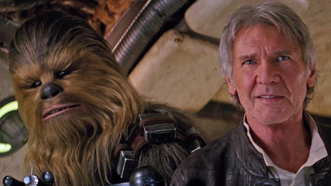 Star Wars VII da record