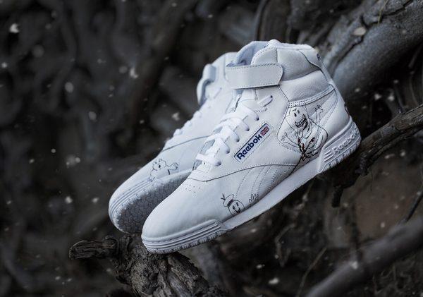 Il fantasma di Ghostbusters sulle sneakers