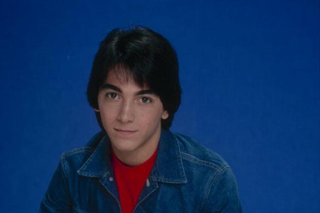 Scott Baio ai tempi della serie TV Happy Days