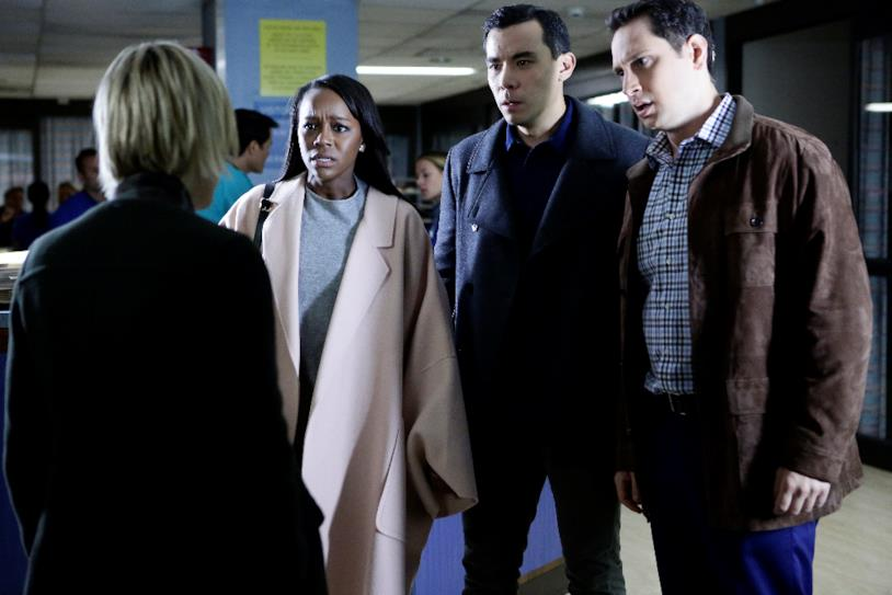Bonnie, Michaela, Oliver e Asher