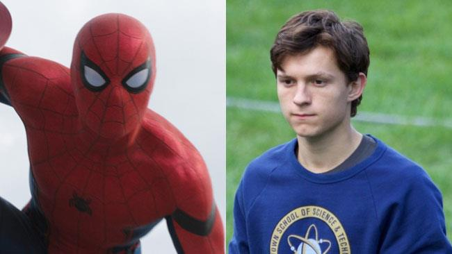 Spider-Man in Civil War e Peter Parker nel reboot