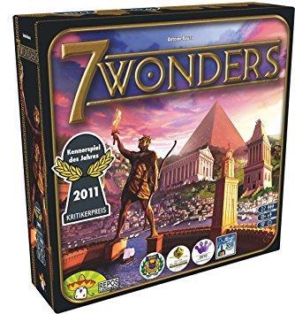 Il gioco 7 wonders