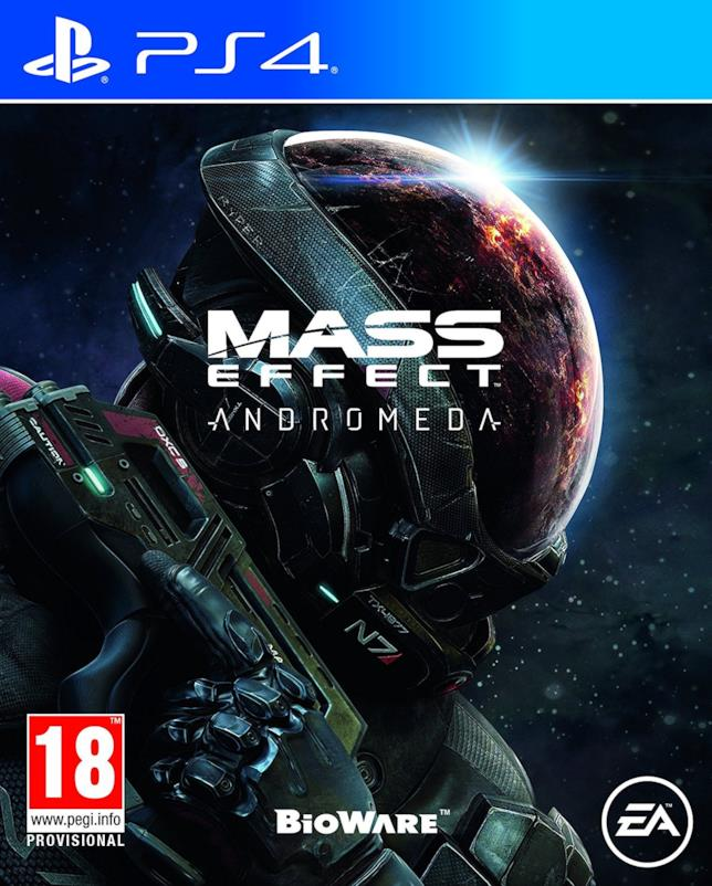 Mass Effect: Andromeda di BioWare e Electronic Arts