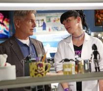 Jethro Gibbs e Abby Sciuto in N.C.I.S.