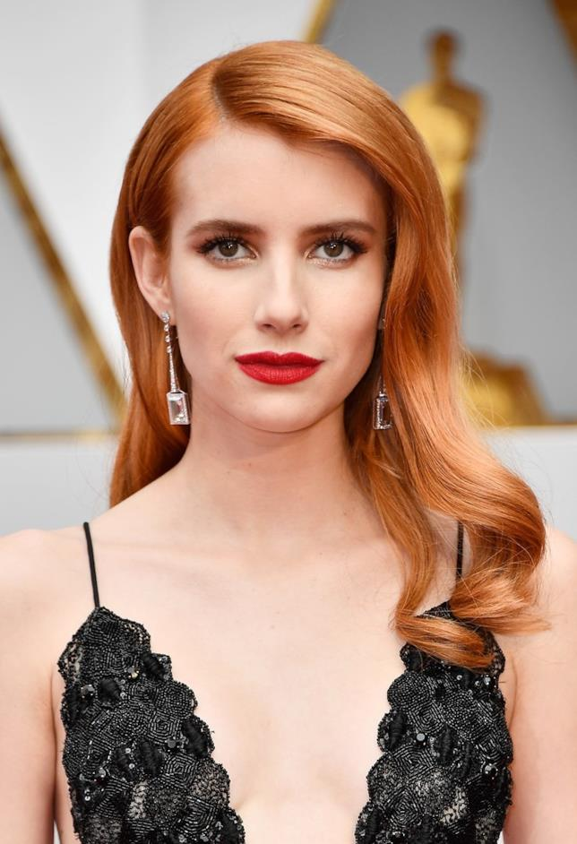 Emma Robert agli Oscars