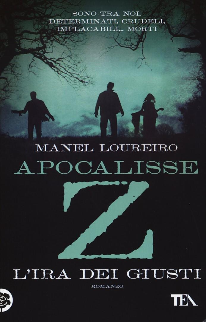 Apocalisse Z: L'ira dei giusti, la cover