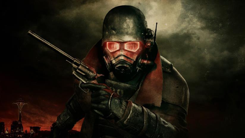 Un artwork ufficiale di Fallout: New Vegas