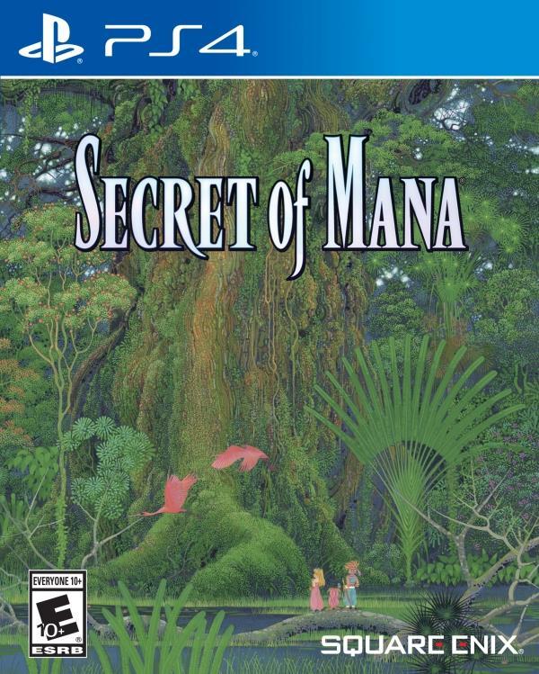 Secret of Mana Remake è uscito nei negozi