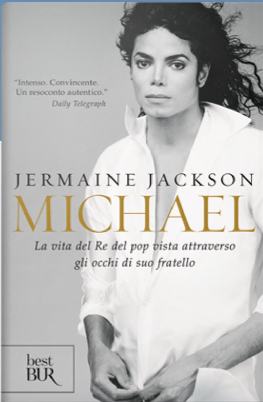 La copertina di Michael. La vita del Re del pop vista attraverso gli occhi di suo