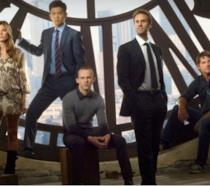 Il cast di Firefly
