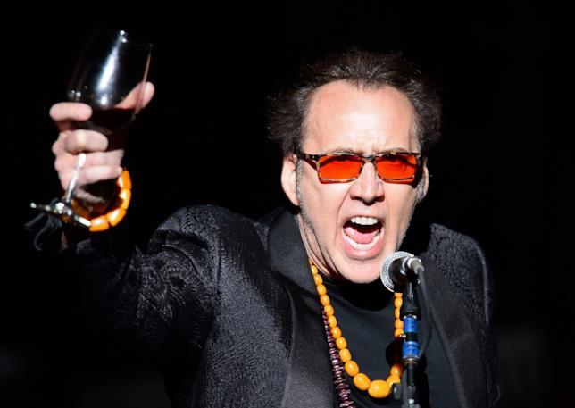 Nicolas Cage ha avuto 15 case contemporaneamente