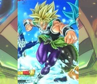 Dragon Ball Super: Broly nel nuovo film