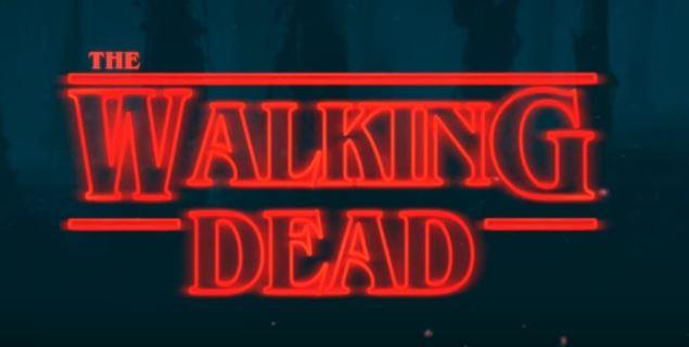 Da Stranger Things a The Walking Dead: Millie Bobby Brow imita Negan