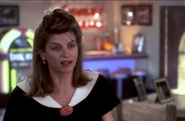 Kirstie Alley in una scena di Senti chi parla