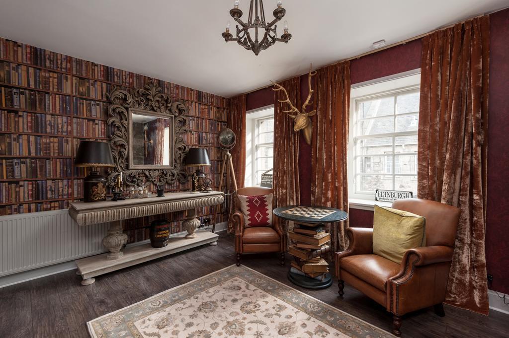 Canongate Luxury Apartment a Edimburgo: dettagli del soggiorno