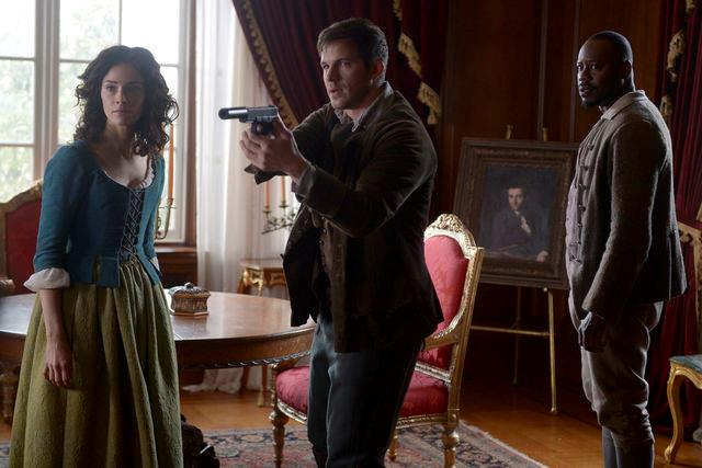 Timeless - 1x10: La guerra d'indipendenza