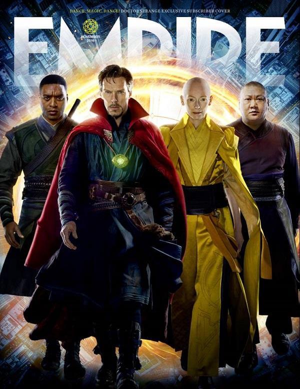 Benedict Cumberbatch ha rischiato di perdere il ruolo di Doctor Strange