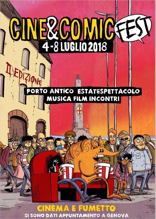 manifesto Cine&Comic Fest 2018