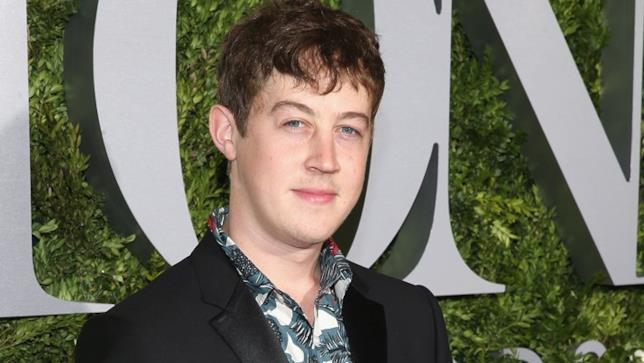L'attore Alex Sharp
