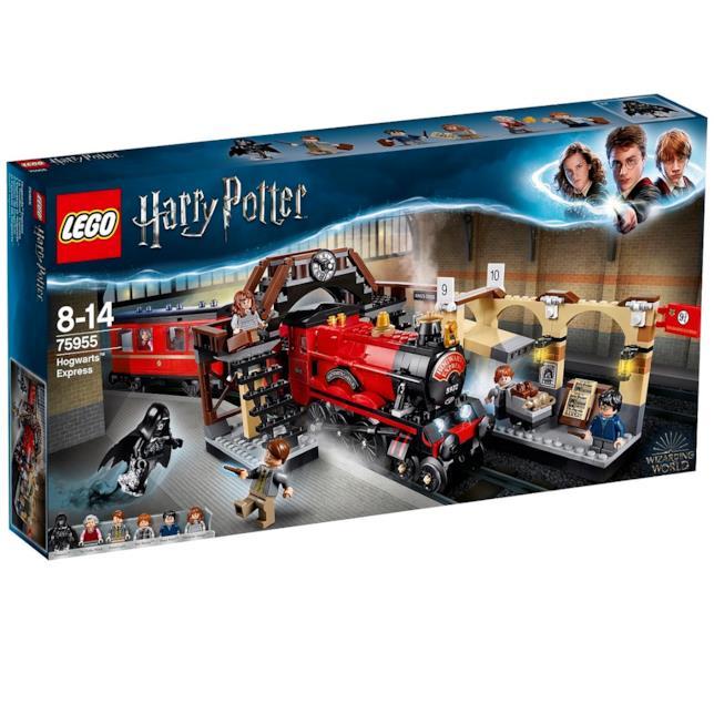 Hogwarts Express - set LEGO
