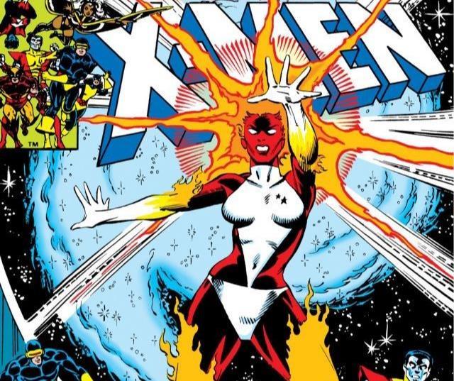 Dettaglio della cover di Uncanny X-Men #164