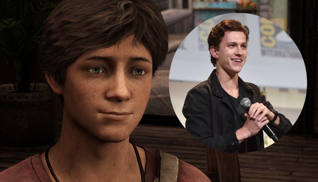 Il film di Uncharted potrebbe essere un prequel con Tom Holland