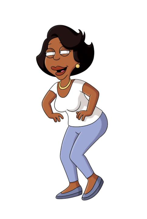 The Cleveland Show - Donna
