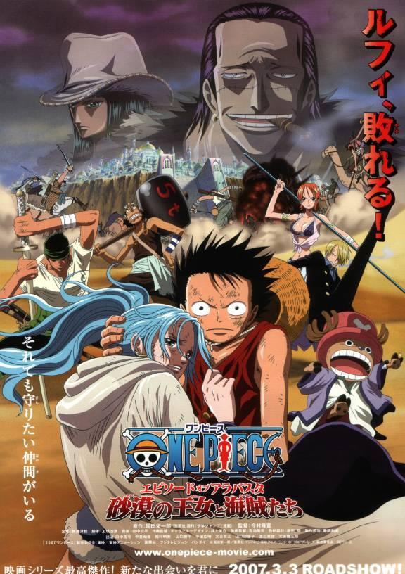 One Piece Movie Alabasta recap
