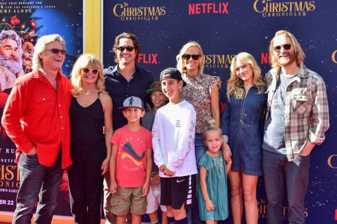 La premiere di The Christmas Chronicles si è tenuta a Los Angeles