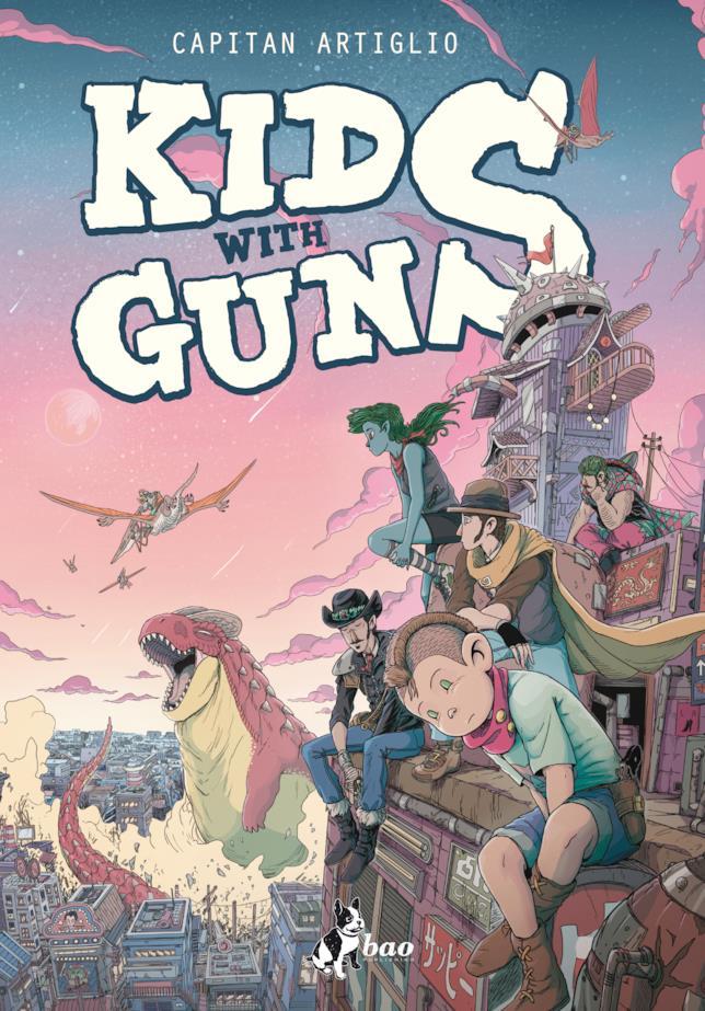La copertina del fumetto d'esordio di Capitan Artiglio