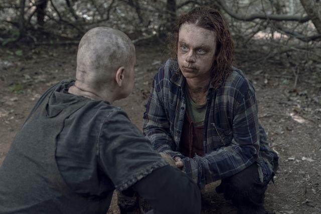 The Walking Dead 10x05: Alpha e Gamma