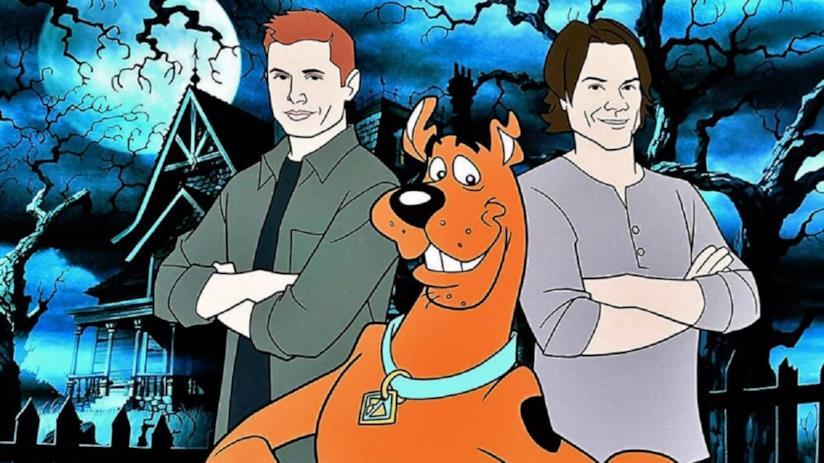 Supernatural incontra scooby doo in un crossover