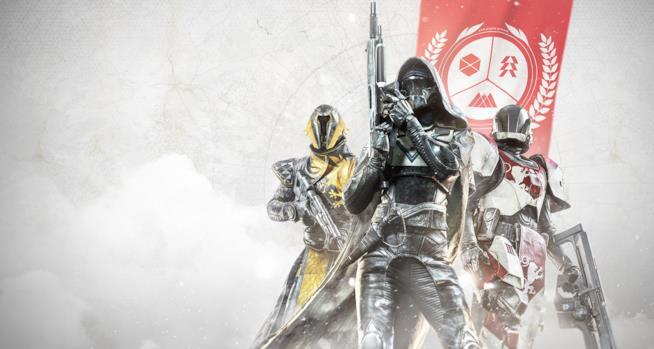 Un'immagine promozionale di Destiny 2