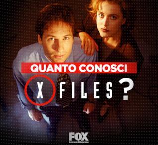 Quanto conosci X-Files? (un quiz per veri cultori!)