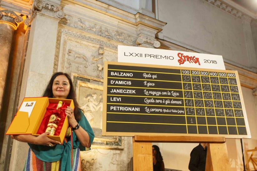 Helena Janeczek vince lo Strega 2018