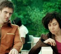 David e Lenny nella prima stagione di Legion
