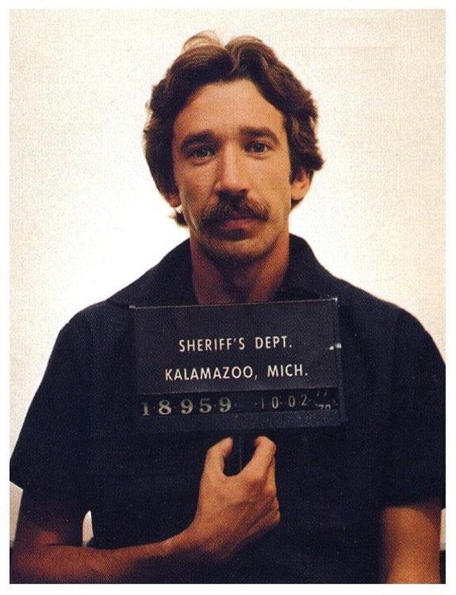 Tim Allen arrestato per possesso di cocaina