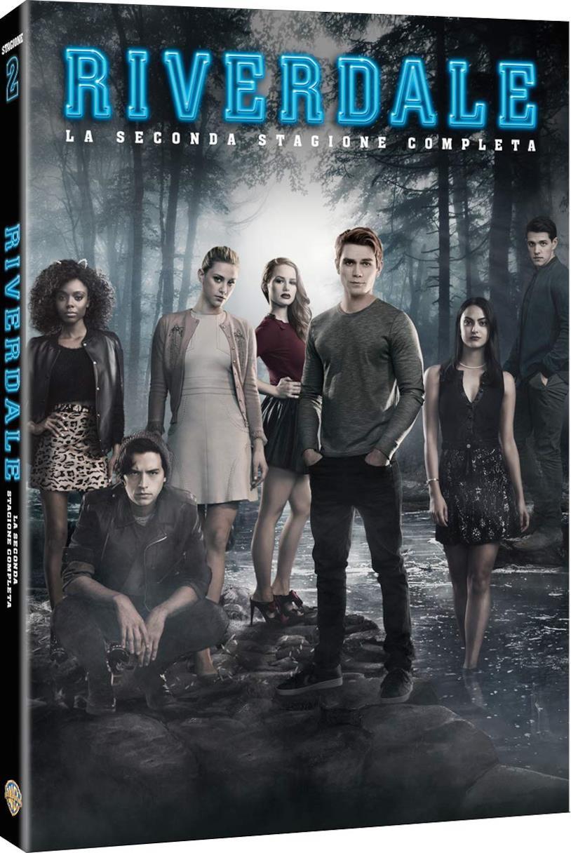 Riverdale seconda stagione - la serie in formato DVD