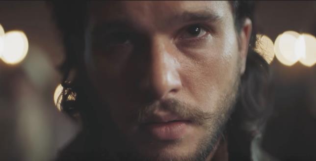 Gunpowder: Kit Harington in una scena del dramma storico firmato BBC One