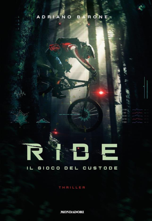 Cover ufficiale di Ride - Il Gioco del Custode