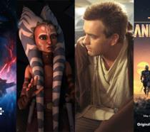 Star Wars: L'ascesa di Skywalker, Ahsoka Tano, Obi-Wan Kenobi, The Mandalorian