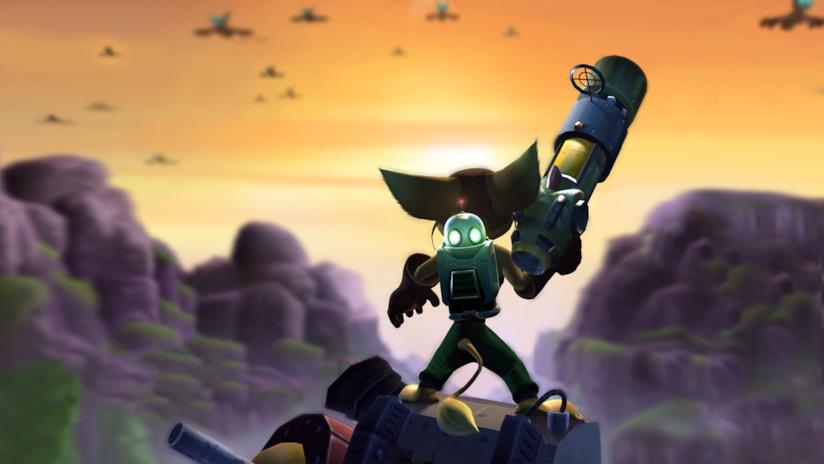 Il duo Ratchet & Clank di Insomniac Games