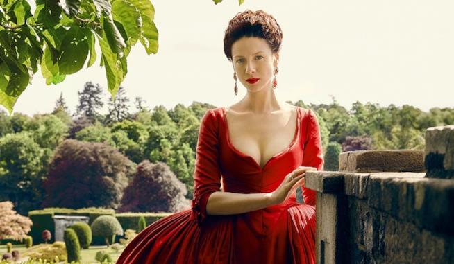 Claire di Outlander