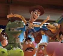 I protagonisti della saga Toy Story