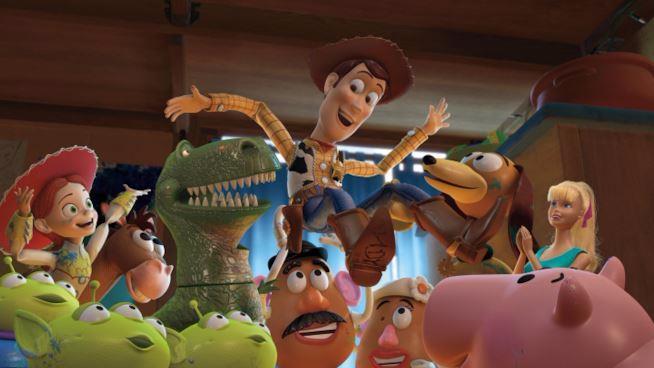 Toy Story, i giocattoli